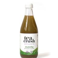 Matcha Pineapple Coconut Sparkling Green Tea from Teacrush