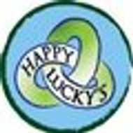 Rooibos Raspberry Fresca from Happy Lucky's Tea House