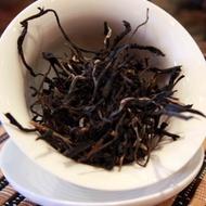 Purple Pu-er (Sheng) from Tao Tea Leaf