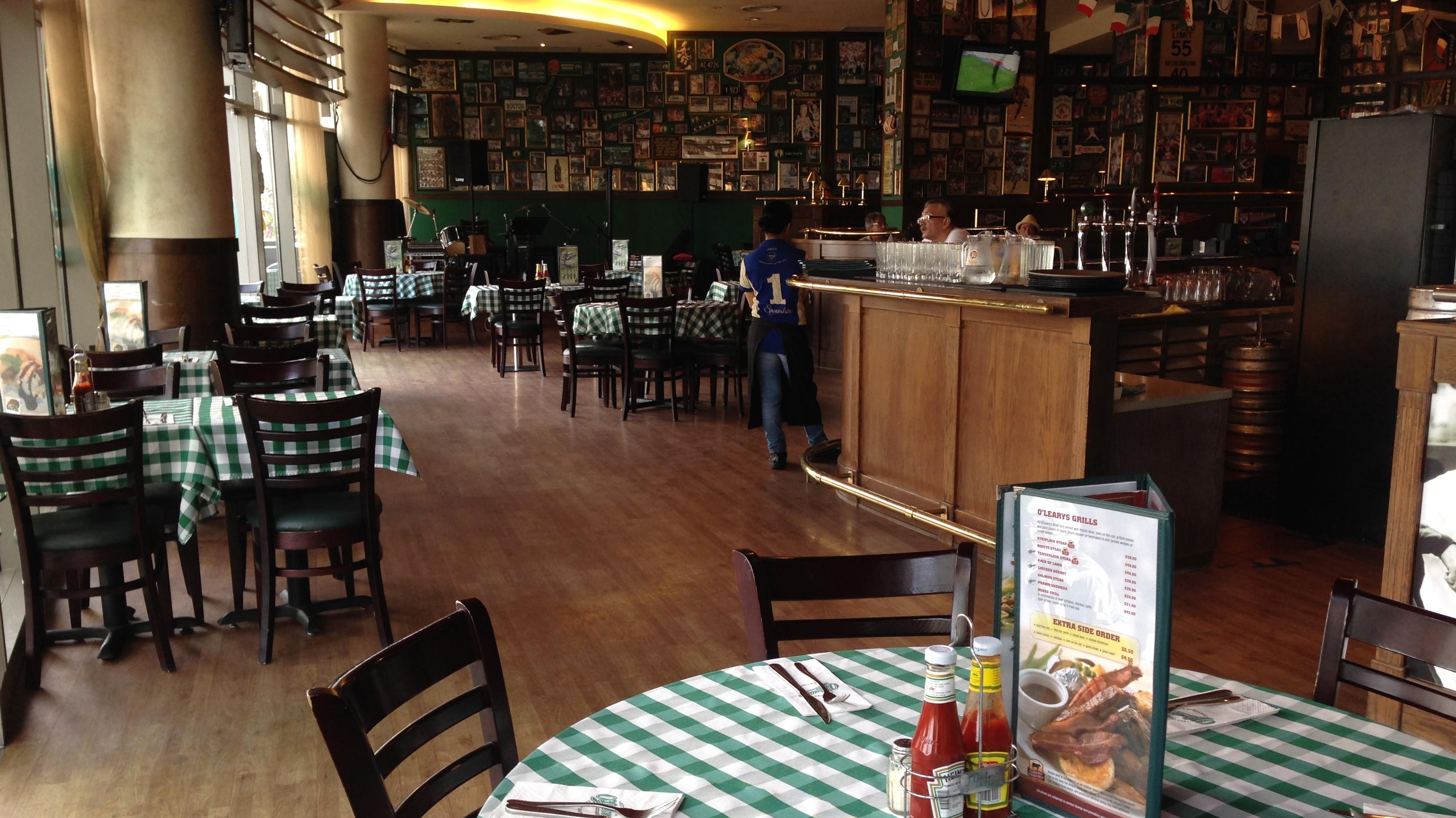O'Learys Sports Bar & Grill