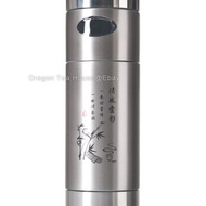 Stainless Steel Vacuum Thermos Flask with Filter from Teaware
