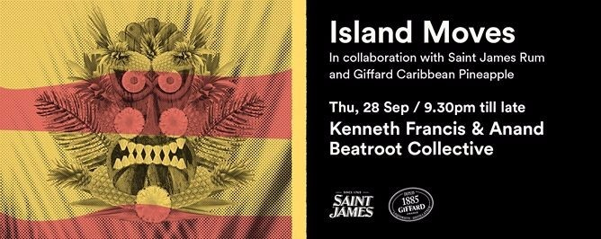 Island Moves #002 featuring Beatroot