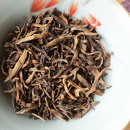 2015 (Loose Leaf) Lord of the Lakes Pre-Release Shou Pu-erh from Whispering Pines Tea Company