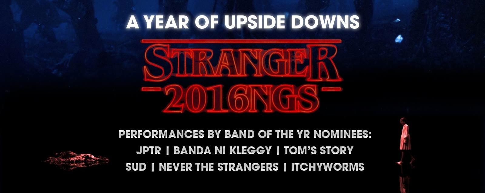 Stranger 2016ngs (Apags Awards Night 2016)