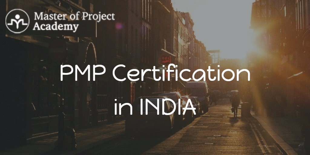 Master Of Project Academy 2019 Pmp Certification In India