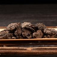 """Jinggu Aged """"Purple Lao Cha Tou"""" Ripe Pu-erh Tea from Yunnan Sourcing"""