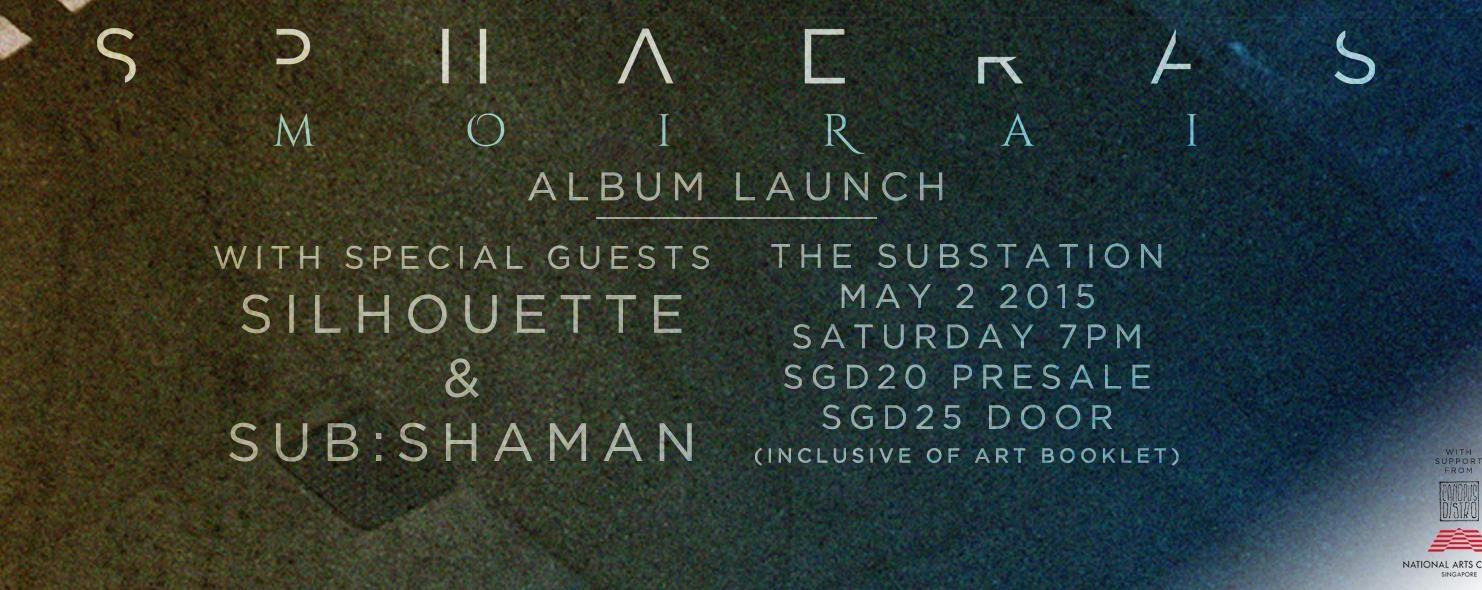 Sphaeras Album Launch - Moirai