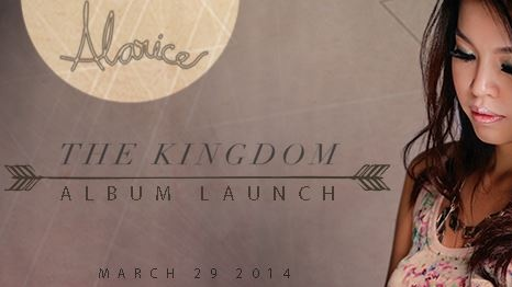 THE KINGDOM ALBUM LAUNCH - Alarice
