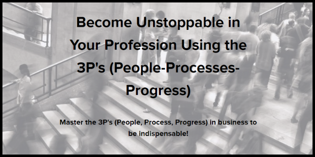 Become Unstoppable in Your Profession