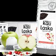 Black tea with rosehip fruit and apple from Kali Laska