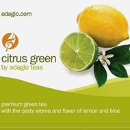 Citrus Green from Adagio Teas - Duplicate
