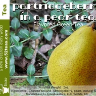 Partridgeberry in a Pear Tea from 52teas