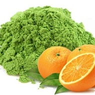 Orange Matcha from Red Leaf Tea