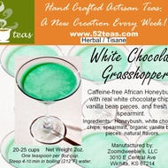 White Chocolate Grasshopper Honeybush from 52teas
