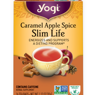 Caramel Apple Spice Slim Life from Yogi