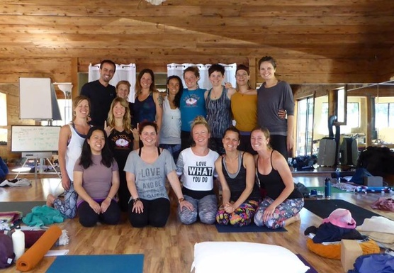 Sri Yoga Retreat to the Mountains:  Bathe in Healing Waters & Find Your Bliss with Jean Mazzei and Brenna Geehan