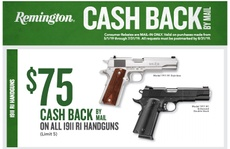 Current Rebates on Firearms and Ammunition | Hunters Ammo & Camo