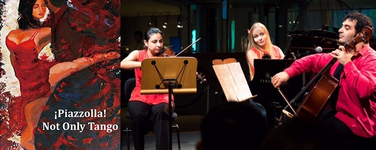 ¡Piazzolla! Not Only Tango   (25 Oct)