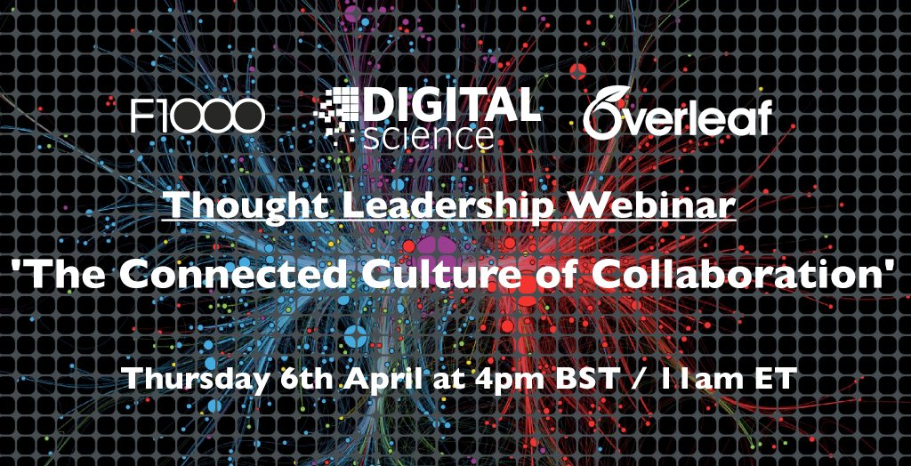 Digital Science Webinar banner