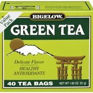 Green Tea from Bigelow