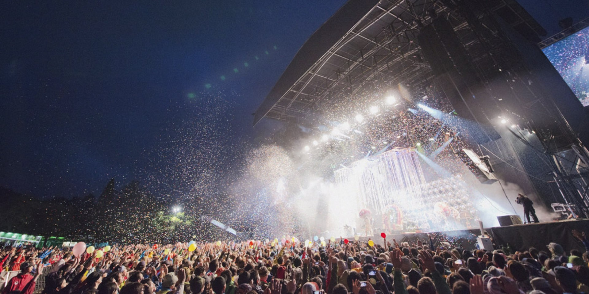 Red Hot Chili Peppers, Sigur Ros, Disclosure and more confirmed for Fuji Rock Festival