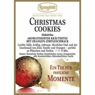 Christmas Cookies from Ronnefeldt Tea