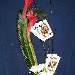 Arrangements - Arrangement de Noël poker - $50