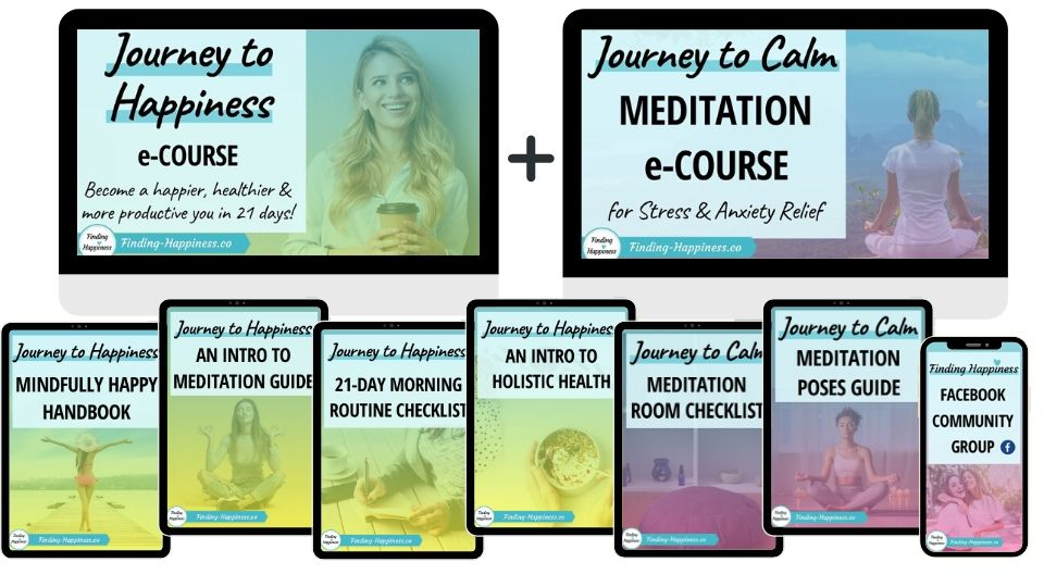 Finding Happiness Course Package