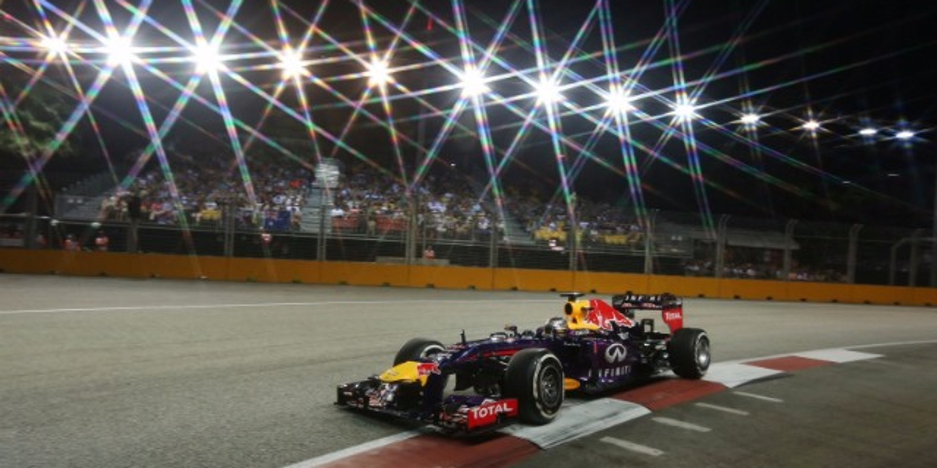 F1 set for more night races in Singapore, four-year extension for contract