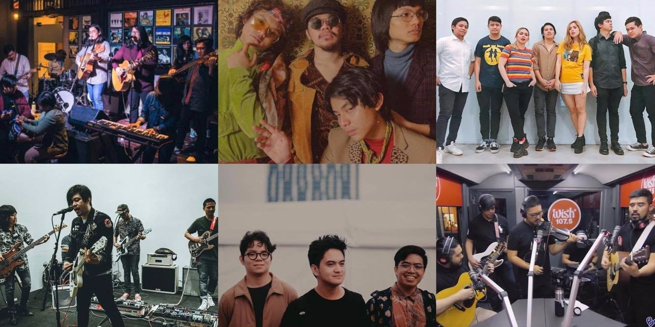Red Ninja is throwing a massive year-end party with IV of Spades, Tom's Story, Ben&Ben, and more