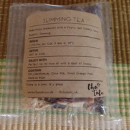 slimming tea from cha tale