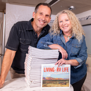 Marc and Julie Bennett of RVLove.com