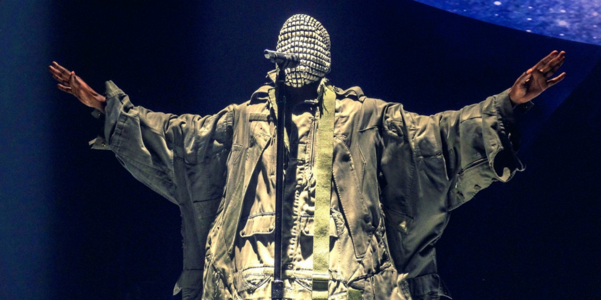 Kanye West hints at sequel to Yeezus