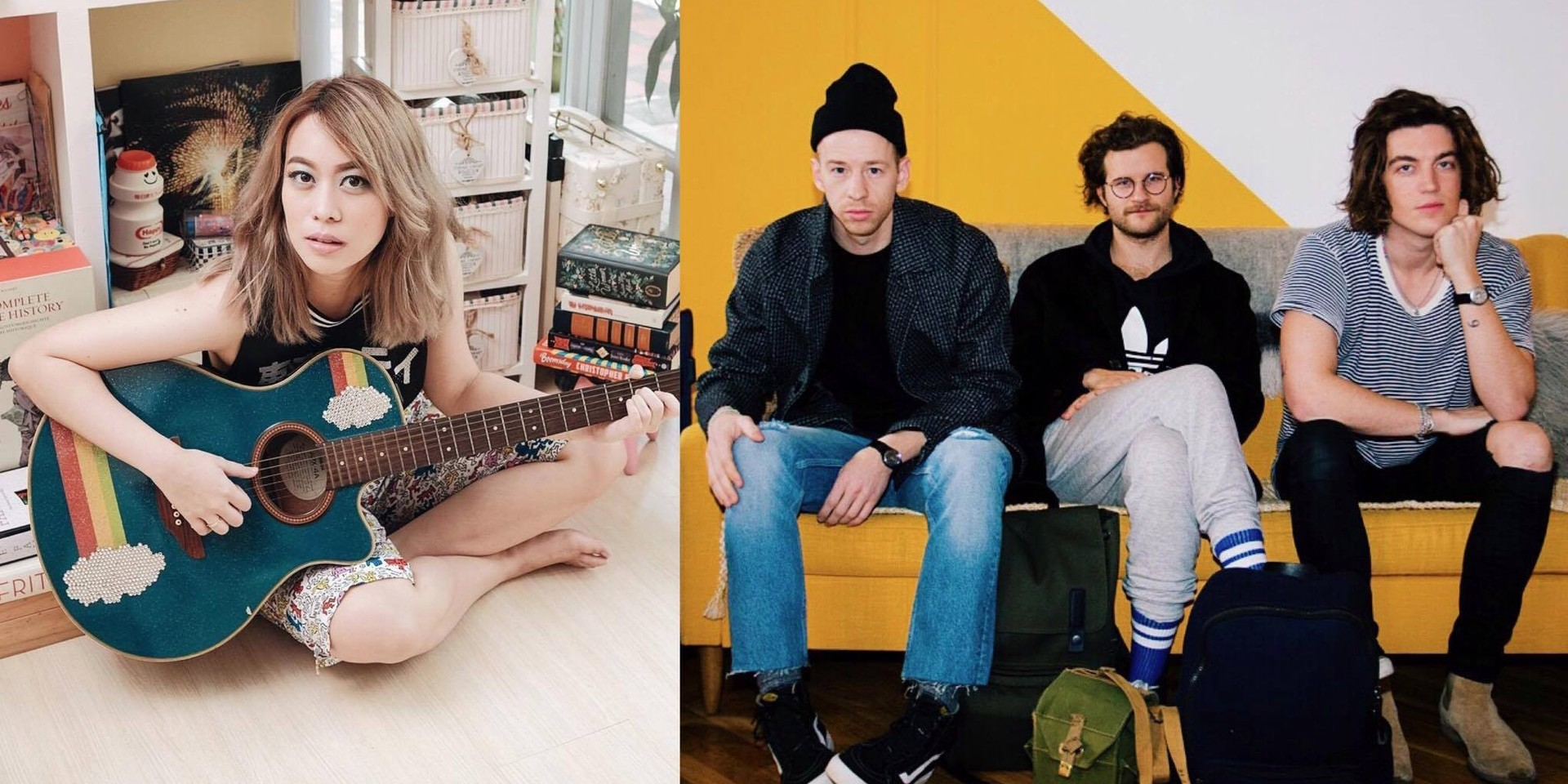 WATCH: Reese Lansangan performs a cover of LANY's 'ILYSB'