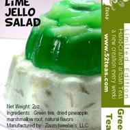 Lime Jello Salad Green Tea from 52teas