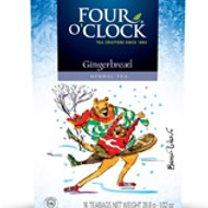 Gingerbread from Four O'Clock Organic