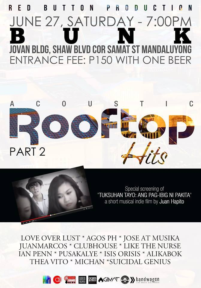 Acoustic Rooftop Hits Part 2