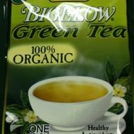 Organic Green Tea from Bigelow