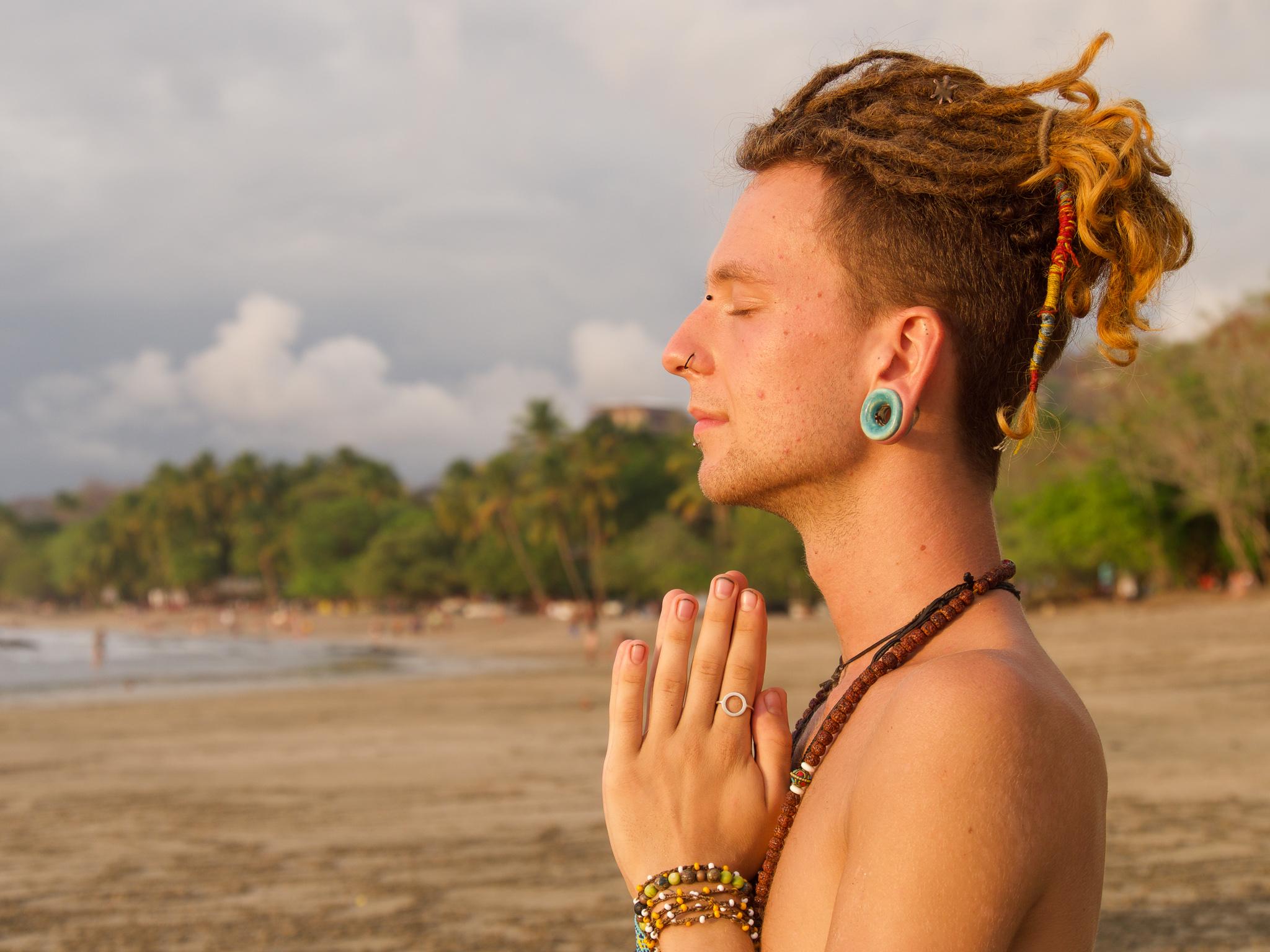 Robbie-prayer