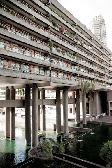 THE BARBICAN