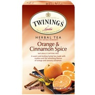 Orange and Cinnamon Spice from Twinings
