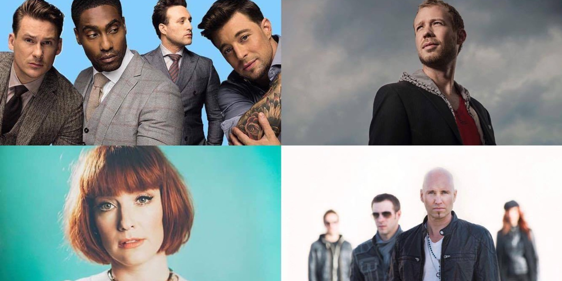 Blue, Vertical Horizon, Stephen Speaks, and more to perform at Playback Music Festival