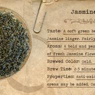 Jasmine Tea from Mountain Rose Herbs