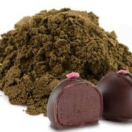 Raspberry Truffle Black Matcha from Matcha Outlet