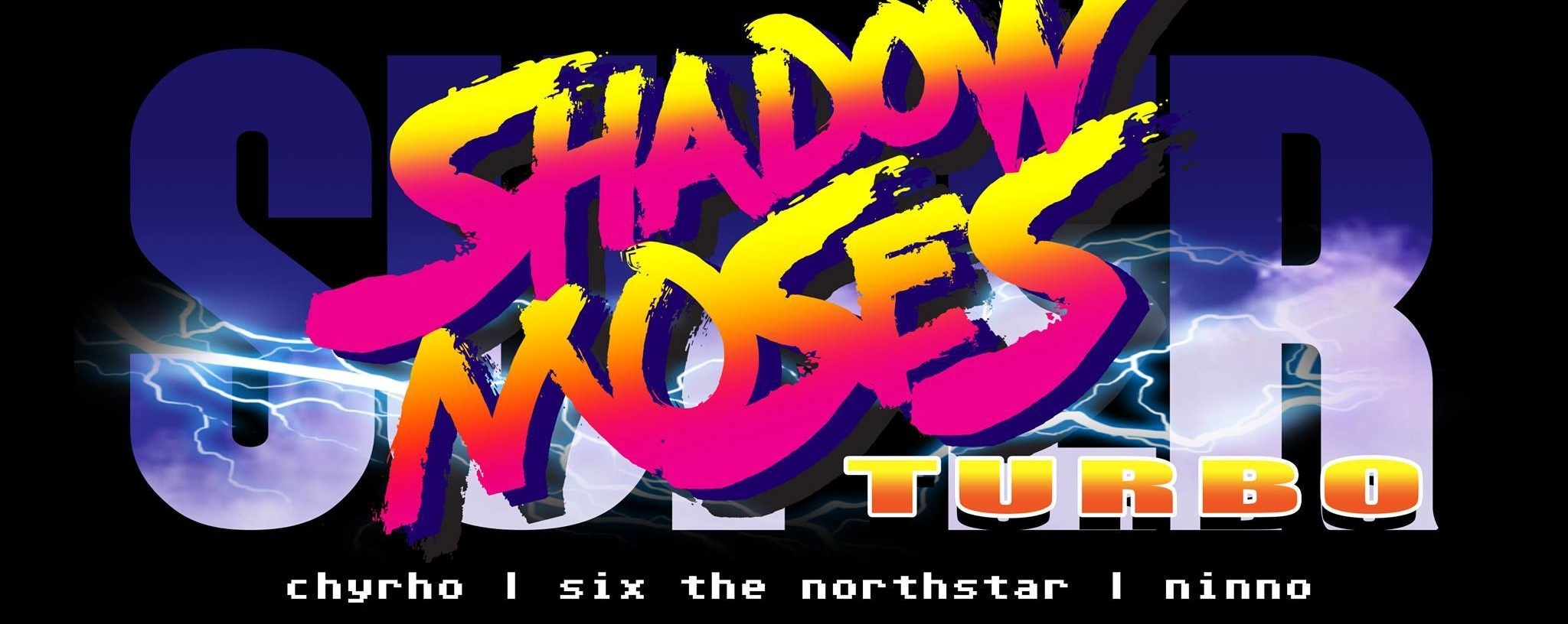 Super Shadow Moses Turbo launch!