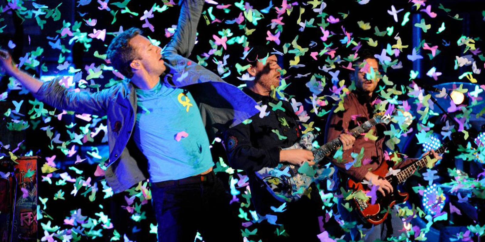 """Coldplay on Singapore shows: """"We need to make sure the show is absolutely fantastic"""""""