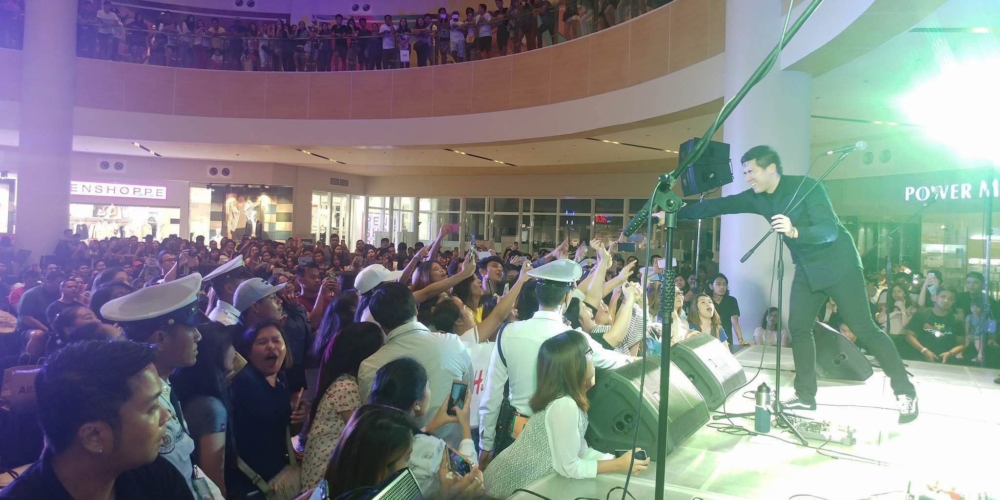 Hale takes us into the crazy fun world of Filipino mall shows