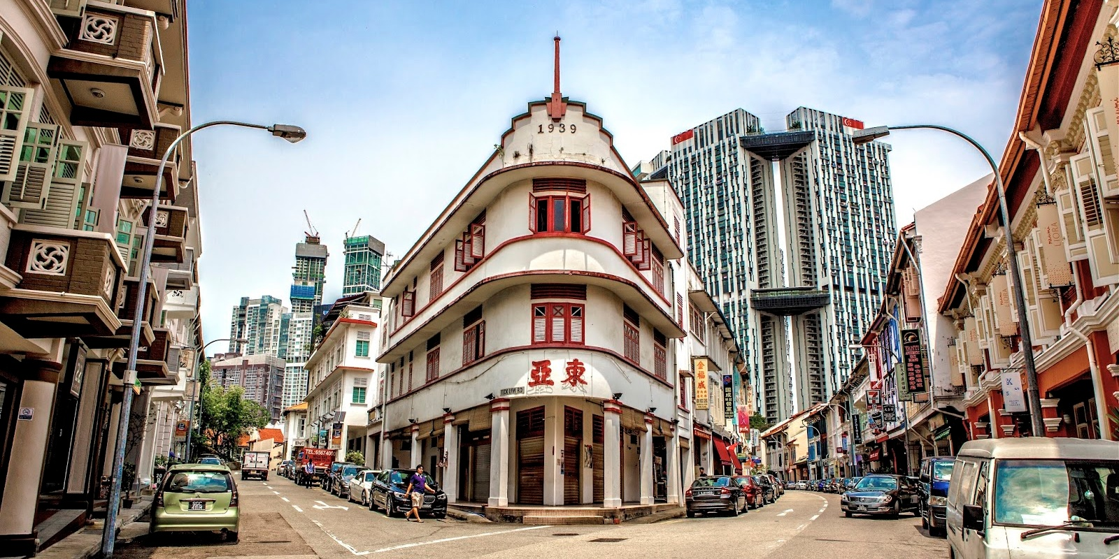 House of Noise to present multi-stage showcase with Urban Ventures, a street party at Keong Saik