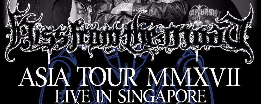 Hiss From The Moat Asia Tour MMXVII Singapore