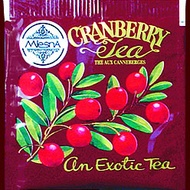 Cranberry Tea from MlesnA